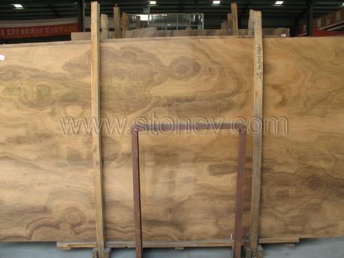 Marble Imperial Wood Vein Slab
