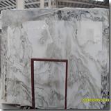 Marble Landscape White Slab