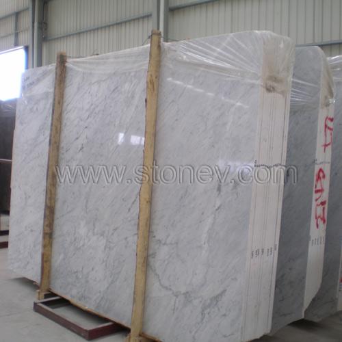Marble Carrara White Slab
