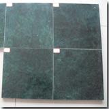 Flower Green Marble Tiles