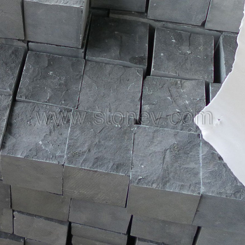 Black Basalt Cube Stone And Paving Stone From China