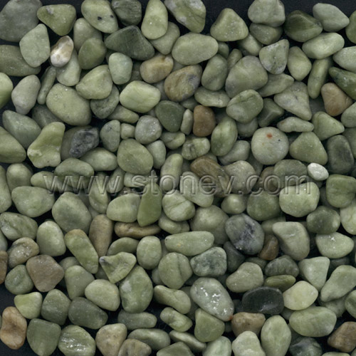 Machine-Made Green Pebblestone