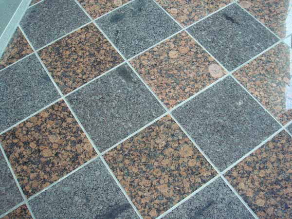 Baltic Brown Granite Tile Flooring Stone Photo Gallery