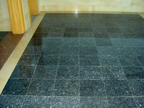 Blue Pearl Granite Tile Floor Stone Photo Gallery