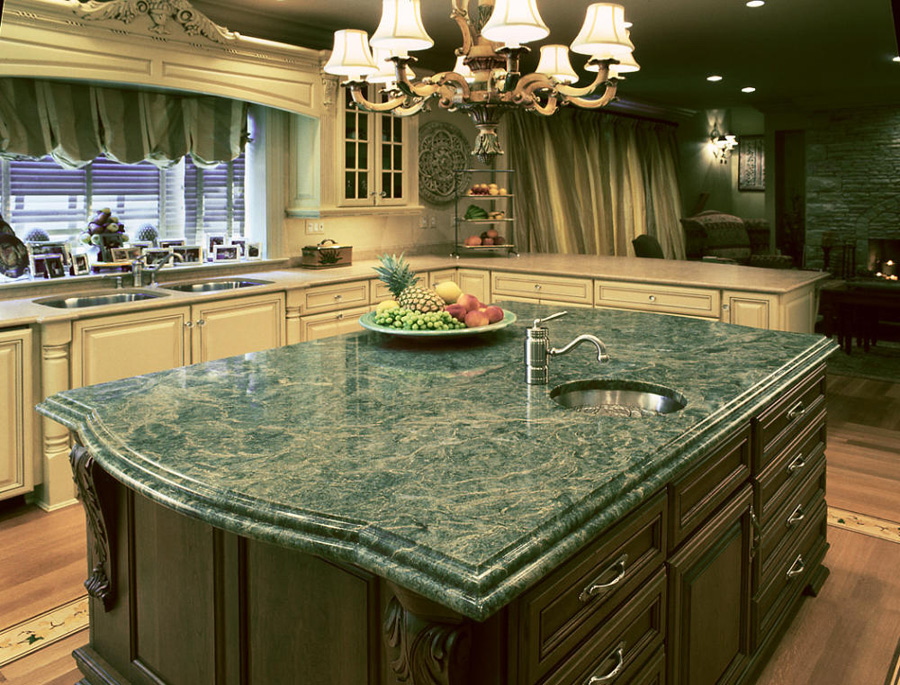 Green Island Countertop Stone Gallery
