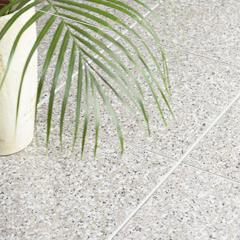 Pink Granite Tile Floor