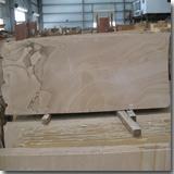 Half Sandstone Slab