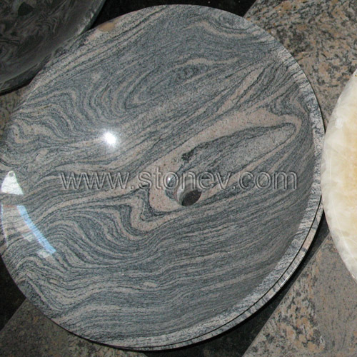 Granite China Juparana Sink