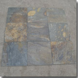 Chinese Rusty Slate Tile