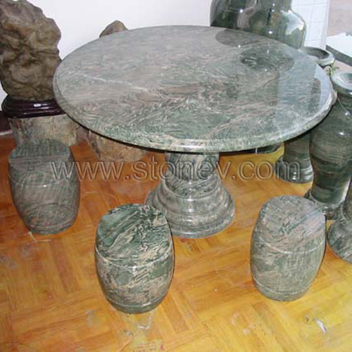 Jiulong Jade Table Ds113 Decoration Stone Stone Carving