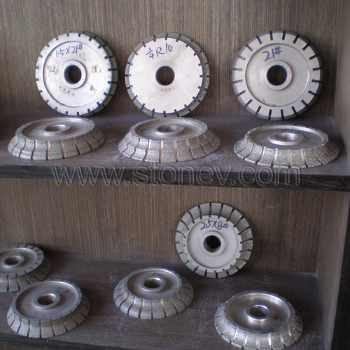 Stone Edge Processing Tools