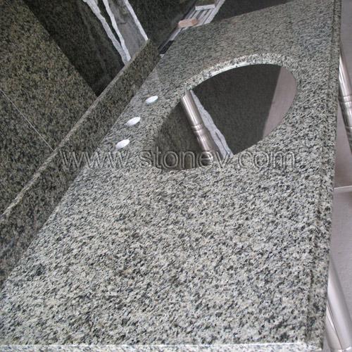 Granite China Green Vanity Tops