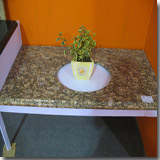 Granite Giallo Fiorito Vanity Top