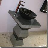 Granite Shanxi Black Pedestal