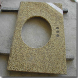 Granite G656 Vanity Top
