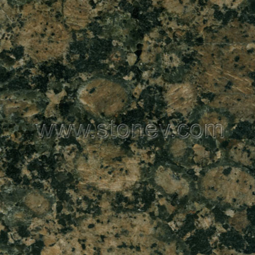 Finnish Granite Baltic Brown