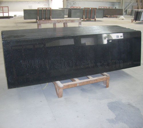 Granite Black Galaxy Countertops