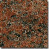 Indian Granite Colorful Red
