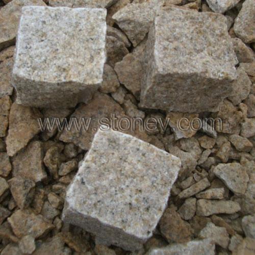Granite G682 Cubestone
