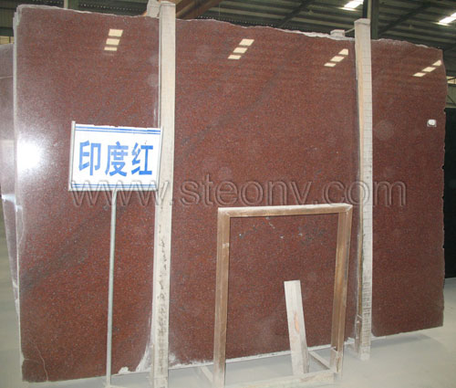 Granite Indian Red Slabs