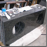 Granite Ubatuba Vanity Top