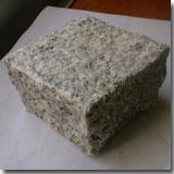 G636 Cube Stone