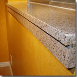 Granite Windowsill