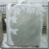 American Granite Tombstone