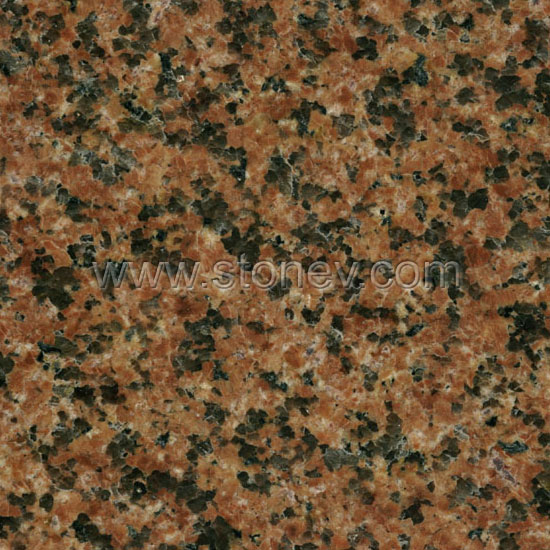 Red Fire Granite : Chinese granite g fire red tile