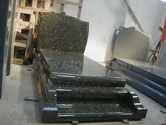 Granite Monument For Poland Market Chinese Granite