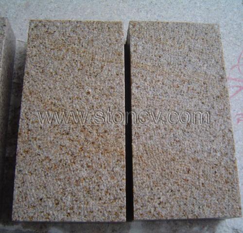 Bushhammered Surface
