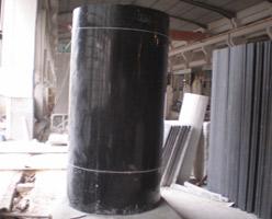 Shanxi Black Granite Column