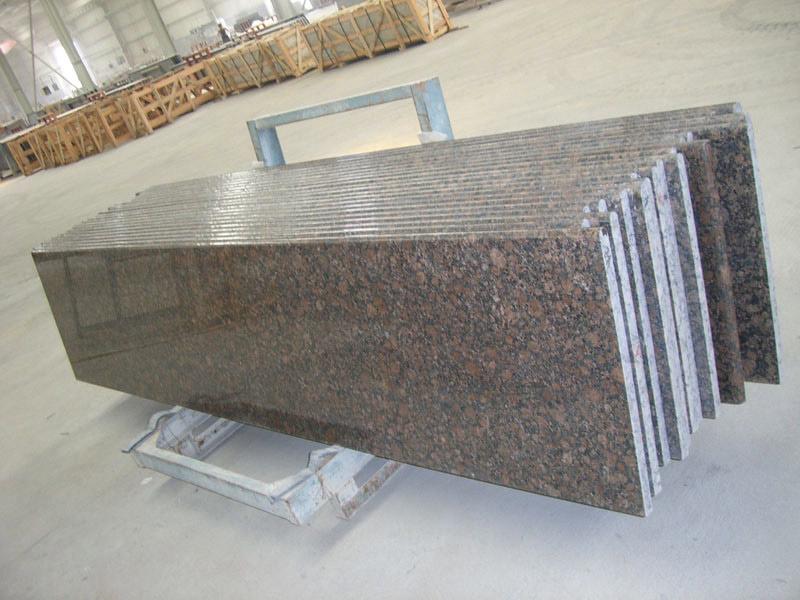 Baltic Brown Granite Countertops