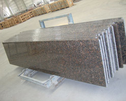 Baltic Brown Granite Countertops