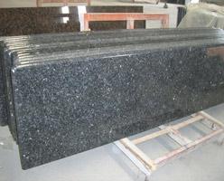 Blue Pearl Granite Countertop