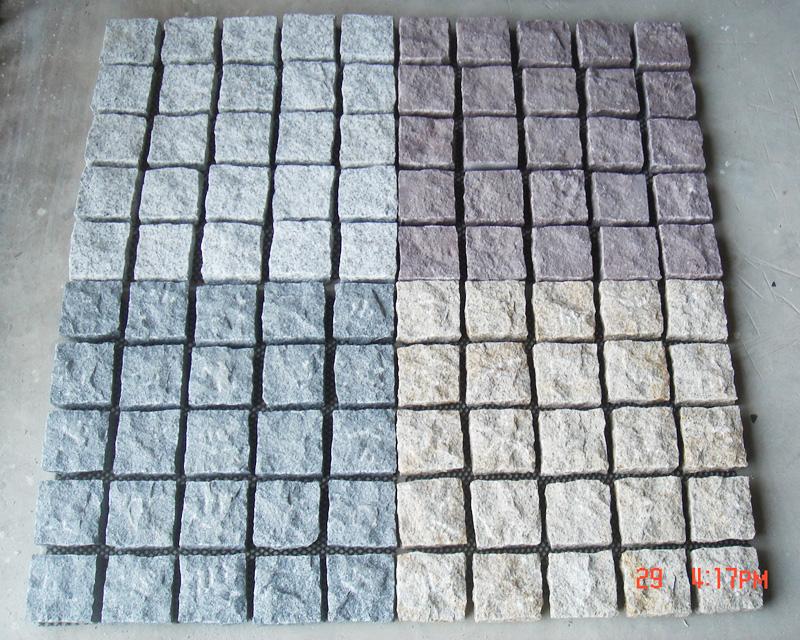 Cobble Stones on Net
