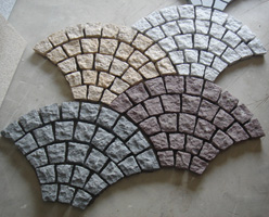Flag Stones on Net
