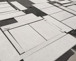 Pearl White Granite Facades