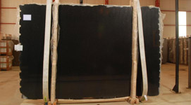 Granite Slab - Black Granite Slab