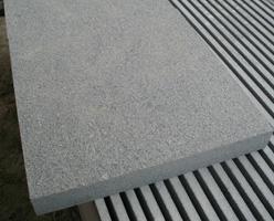Flamed G654 Granite Pavings