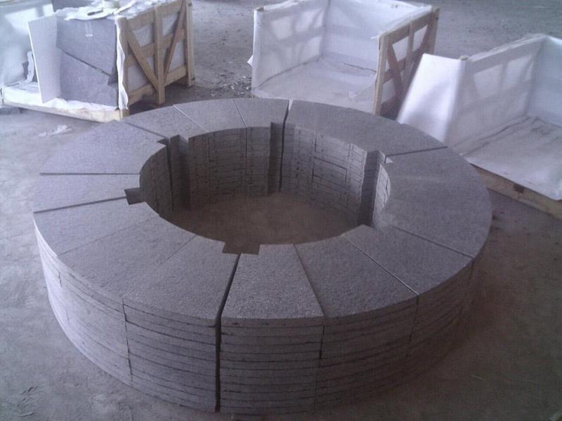 G684 Circle Pavers