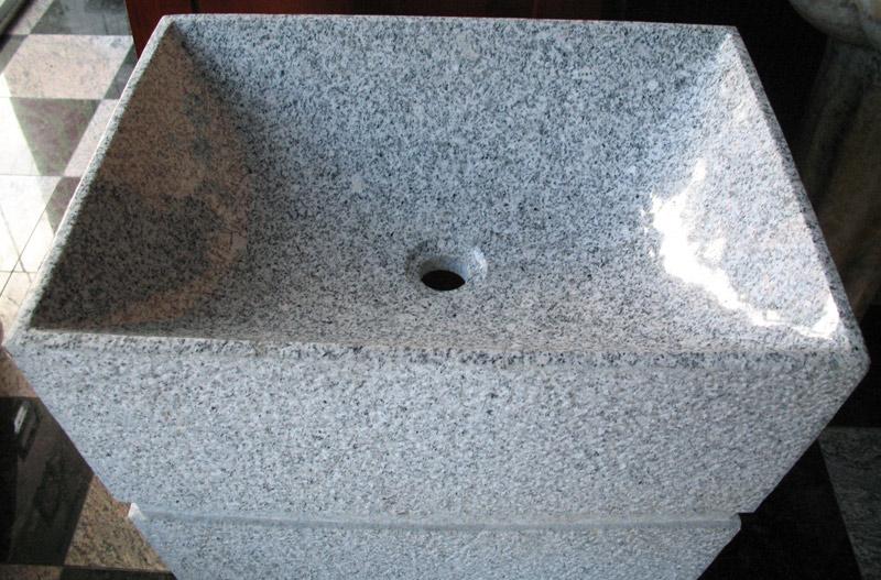 Grey Granite Basin