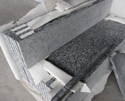 Grey Granite Skirting Tiles