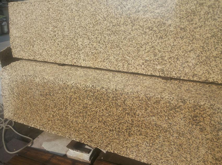 Mum Yellow Granite Slabs