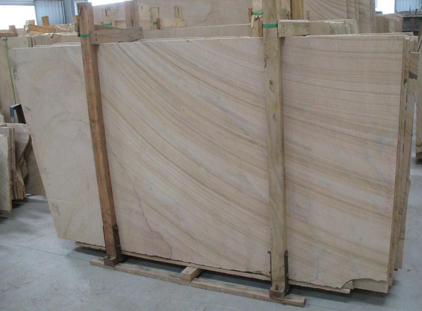 Wood Grain Sandstone Slabs