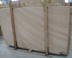 Wood Grain Sandstone Slabs