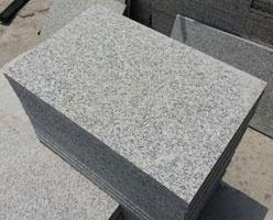 Granite G623 Flamed Tiles