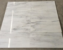 Bianco Como White Marble Tiles