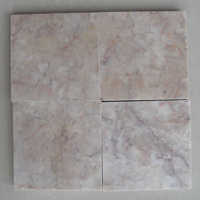 Qinghong Cream Marble Tiles