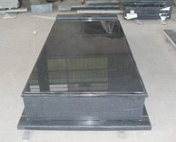 G654 Granite Tombstone